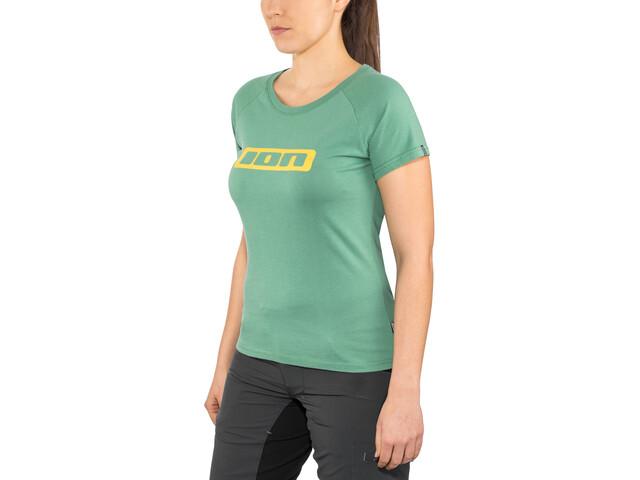 ION Logo Tee SS Damen sea green